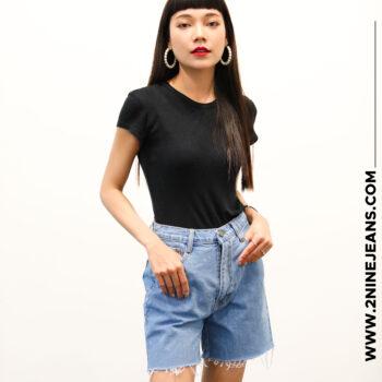 กางเกงยีนส์-ขาสั้น(ผู้หญิง) รุ่น 2N1092